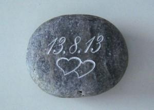 Steine graviern in Koblenz