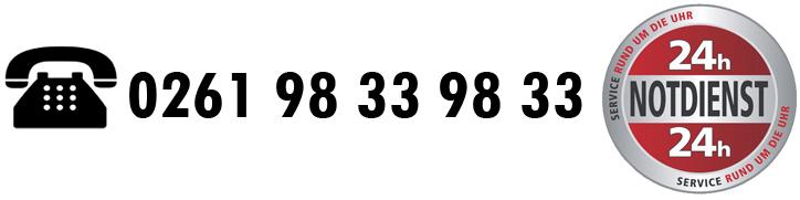 Notruf nummer - Schlüsseldienst Notdienst Koblenz